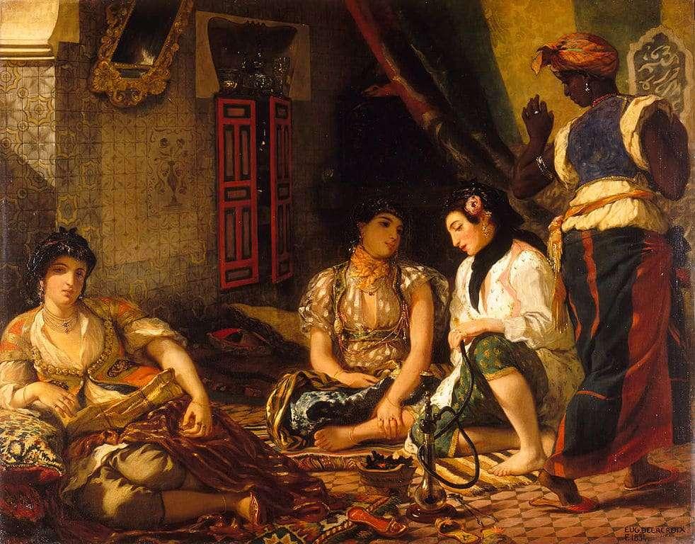 История кальяна