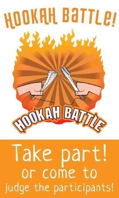 Hookah Battle