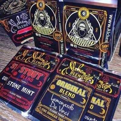 Табак Alchemist