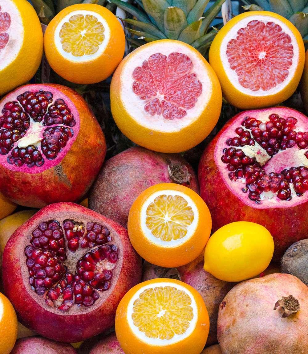 Кальяна из апельсина