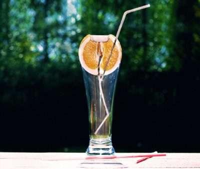 Кальян в стакане