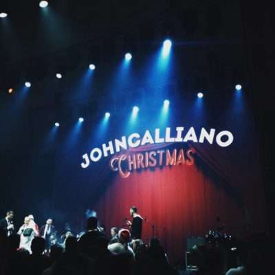 JohnCalliano Christmas