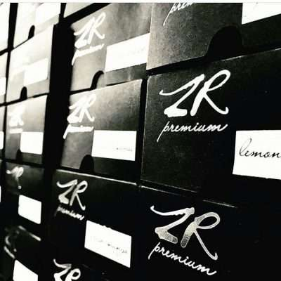 ZR Premium hookah tobacco