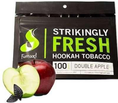 Табак двойное яблоко