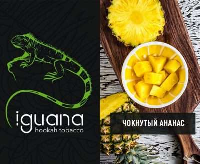 табак ананас