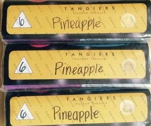 Крепкий табак для кальяна Tangiers в упаковке.