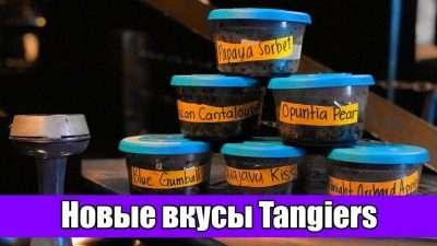 Новые вкусы Танжирс