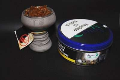 Табак Aqua Mentha