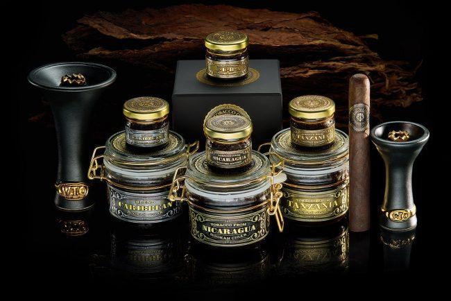 Самый крепкий табак для кальяна WTO.