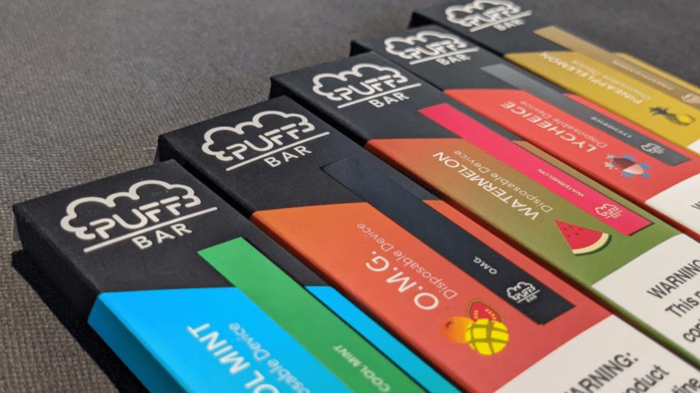 Как разбирать одноразовую электронную сигарету puff сигареты купить в китае
