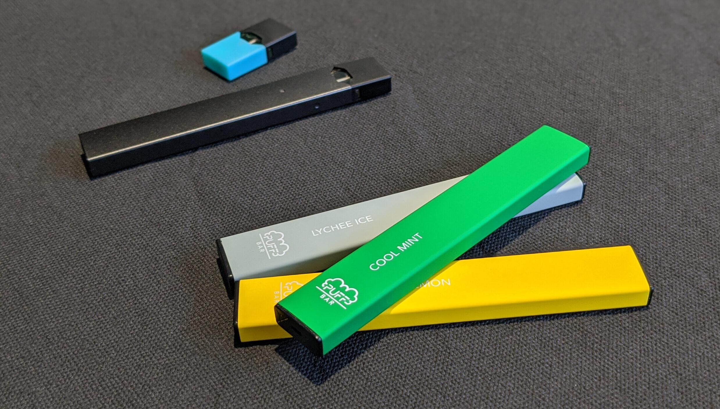 Одноразовая электронная сигарета puff мигает сигареты купить оптом в домодедово