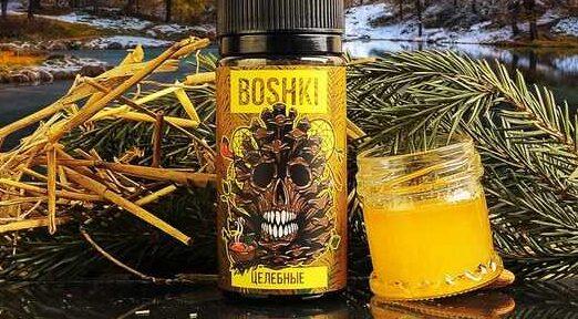 Жидкость Boshki Целебные.