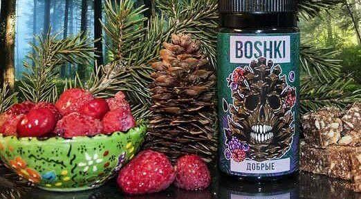 Жидкость Boshki Добрые.