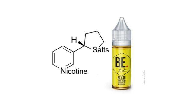 Солевой никотин.