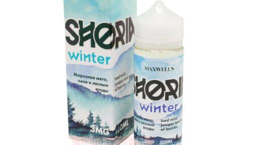 Эксклюзивная shoria winter.