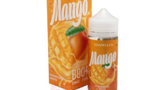 Фруктовые вкусы жижи maxwells.