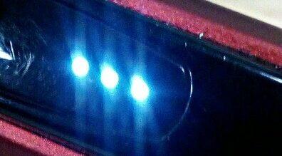 Мигают световые индикаторы minifit.