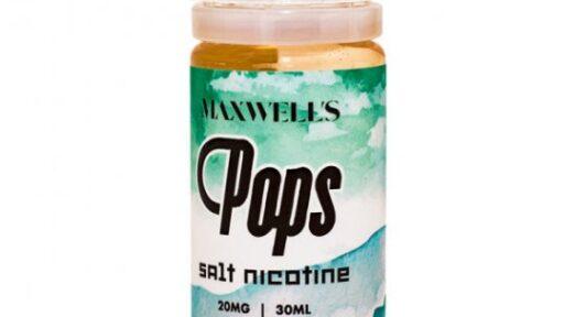 Солевая жидкость maxwells pops.